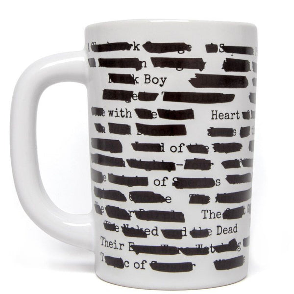 Banned Books Mug (Heat Reactive)