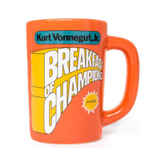 Breakfast of Champions Mug right side handle