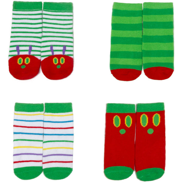 The Very Hungry Caterpillar Kid's Socks