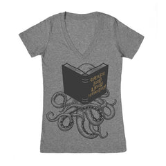 Fantastic Books and Where to Find Them Women's T-Shirt - Calgary Public Library Store
