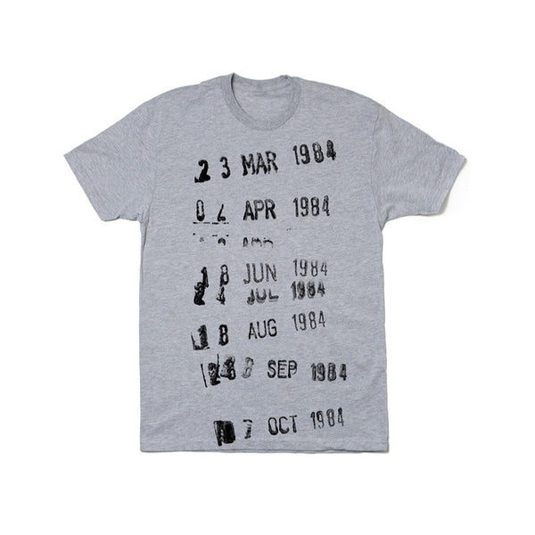 Library Card Stamp T-Shirt