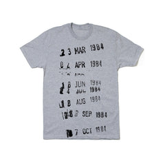 Library Card Stamp T-Shirt - Calgary Public Library Store