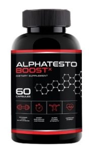 Alpha Testo Boost - Limited Offer