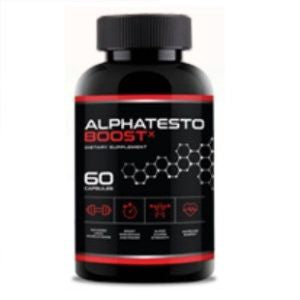 Alpha Testo Boost - Today Offer