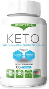 Berkeley Dietary Keto - Offer Today