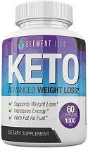 Element Life Keto - Limited Stock