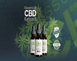 Essential CBD Extract - Buy Today