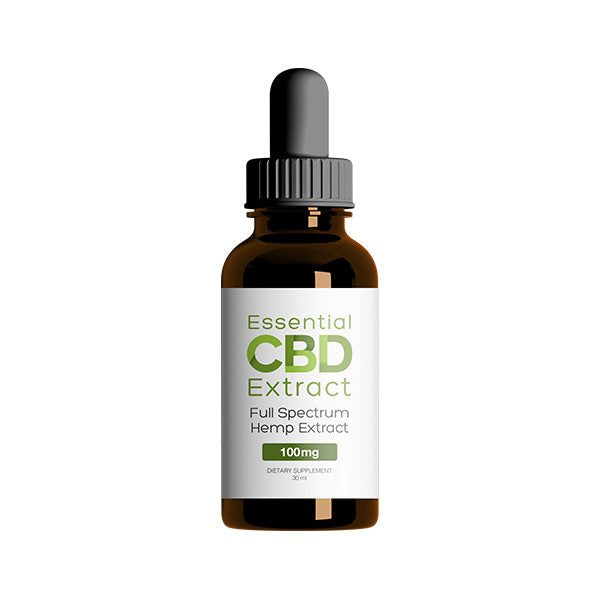 Essential CBD Extract - Limited Offer