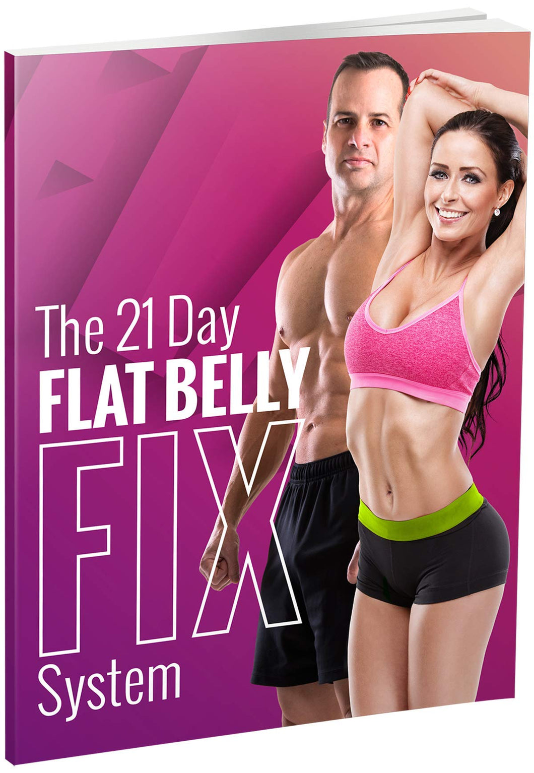 Flat Belly Fix - Buy Today