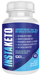 InstaKeto Diet - Limited Stock