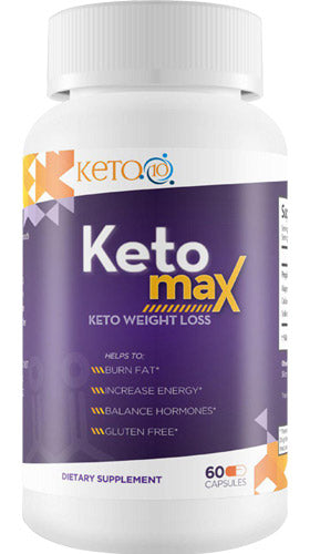 Keto 10 (Keto Max) - Limited Stock
