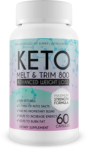 Keto Melt and Trim 800 - Limited Stock