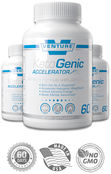 KetoGenic Accelerator - Buy Today