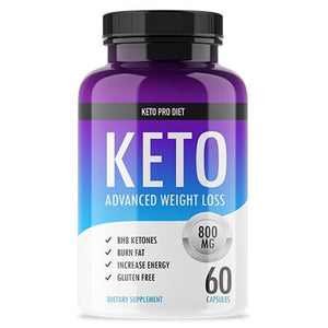 Keto Advanced Weight loss - Limited Stock