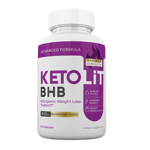 Keto Lit - Limited Stock