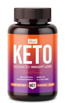 Revive Keto - Limited Stock