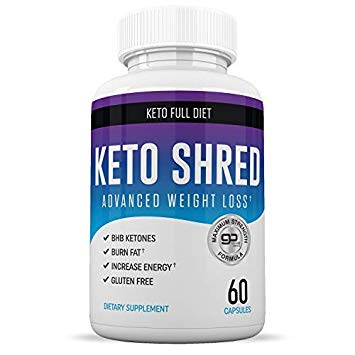 Keto Shred - Limited Stock