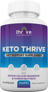 Keto Thrive - Limited Stock