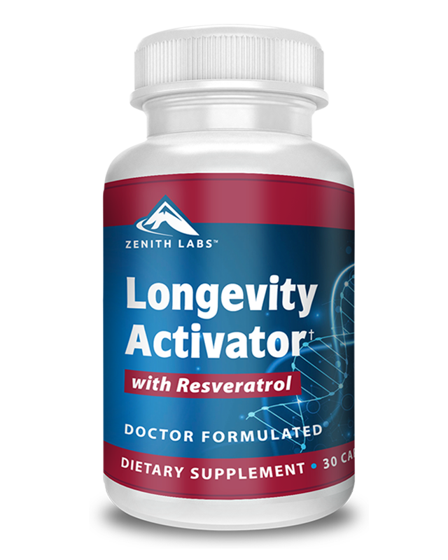 Longevity Activator - Offer Today