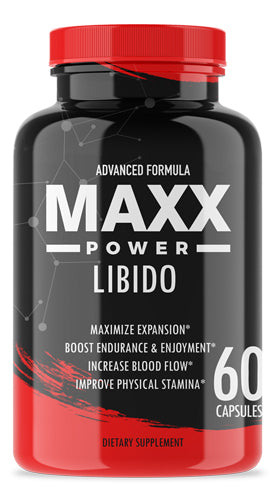 Maxx Power Libido Trial - Limited Stock
