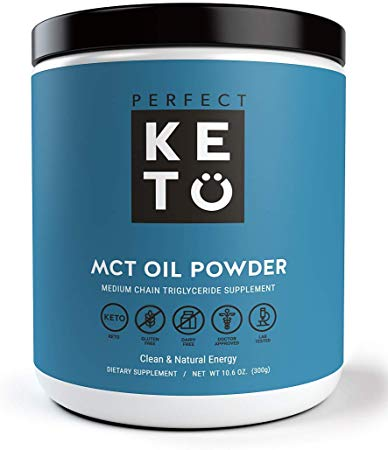 MCT Oil Powder - Buy NOW