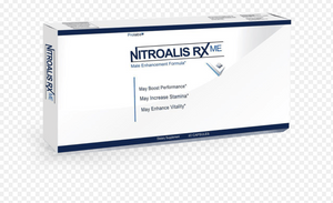 Nitroalis RX Male Enhancement - Limited Stock