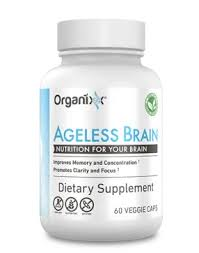 Organixx Ageless Brain - Offer Today