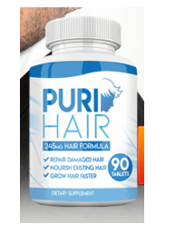 Puri Hair for Men - Limited Stock