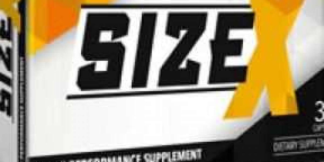 Size X Male Enhancement - Offer Today