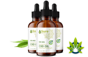 Sure CBD Oil - Buy Today