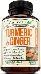 TURMERIC AND GINGER - Today Offer