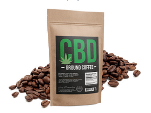 Shark Tank Presale CBD Coffee - Limited Stock