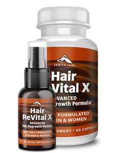 Hair Revital X - Limited Stock