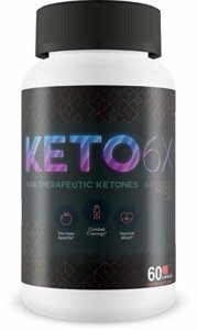 keto 6x - Limited Stock