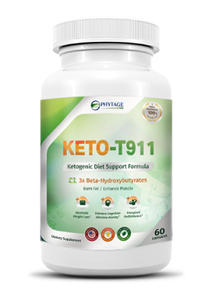 Keto T-911 - Limited Stock