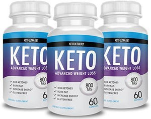 Keto Ultra Fit - Limited Stock