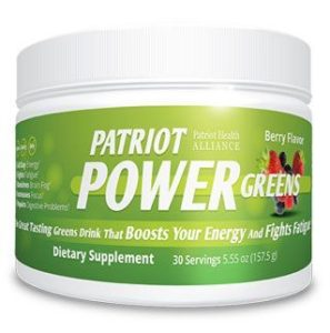 Patriot Power Greens - 60 Counts