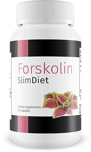 Pure Forskolin Slim New - 60 Count
