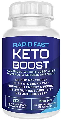 Rapid Fast Keto Boost - Today Offer