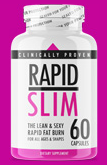 Rapid Slim Keto - 60 Count