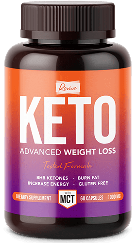 Revive-Keto - 60 count