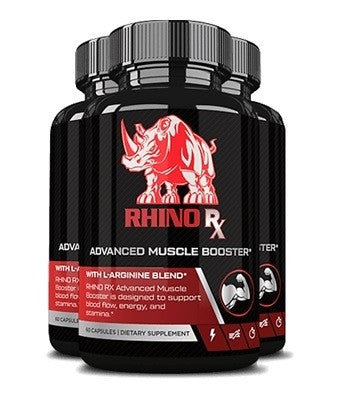Rhino Rx - Limited Stock