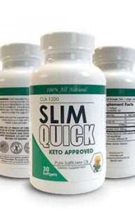 SlimQuick Keto - Limited Stock