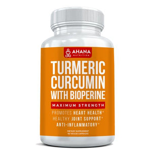 Turmeric With BioPerine - Buy 1 Get 3