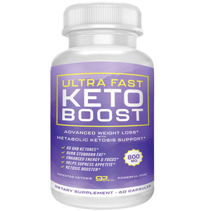 Ultra Fast Keto - Limited Stock