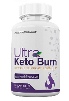 Ultra Keto Burn - 60 Count