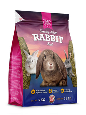Martin's Little Friends Timothy Adult Rabbit Food | 11 lb Bag