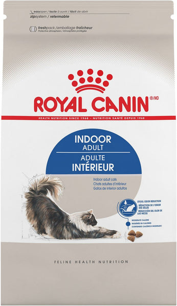 Royal Canin Premium Cat Food | Indoor Adult Cat Formula