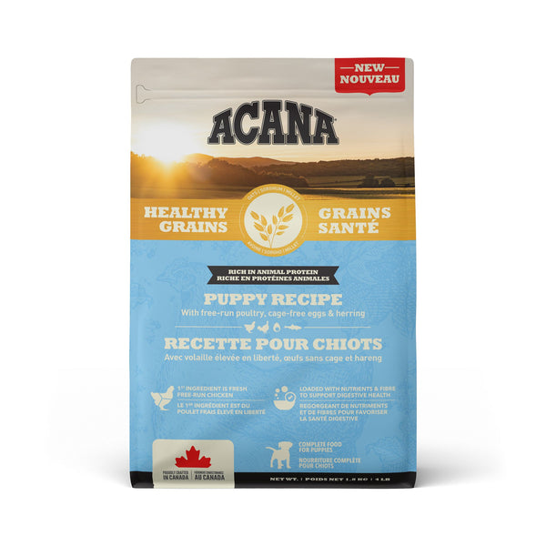 Acana Premium Puppy Food | Healthy Grains Formula