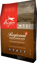 Orijen Premium Adult Dog Food | Regional Red Grain-Free Formula